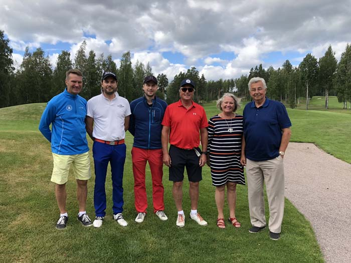 CFCC + Canadian Friends of Finland Education Foundation - Maple Leaf Golf Tournament 1