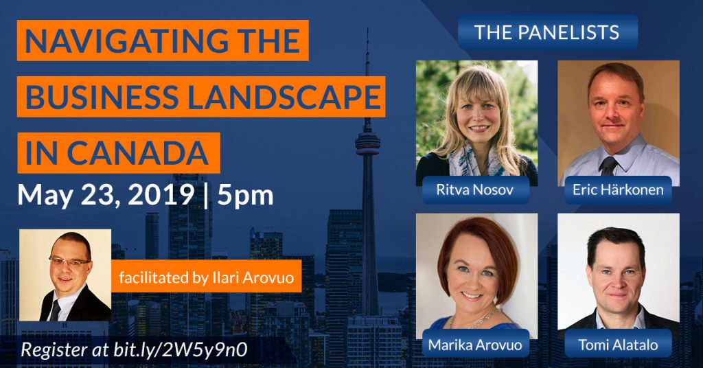 NAVIGATING THE BUSINESS LANDSCAPE IN CANADA
