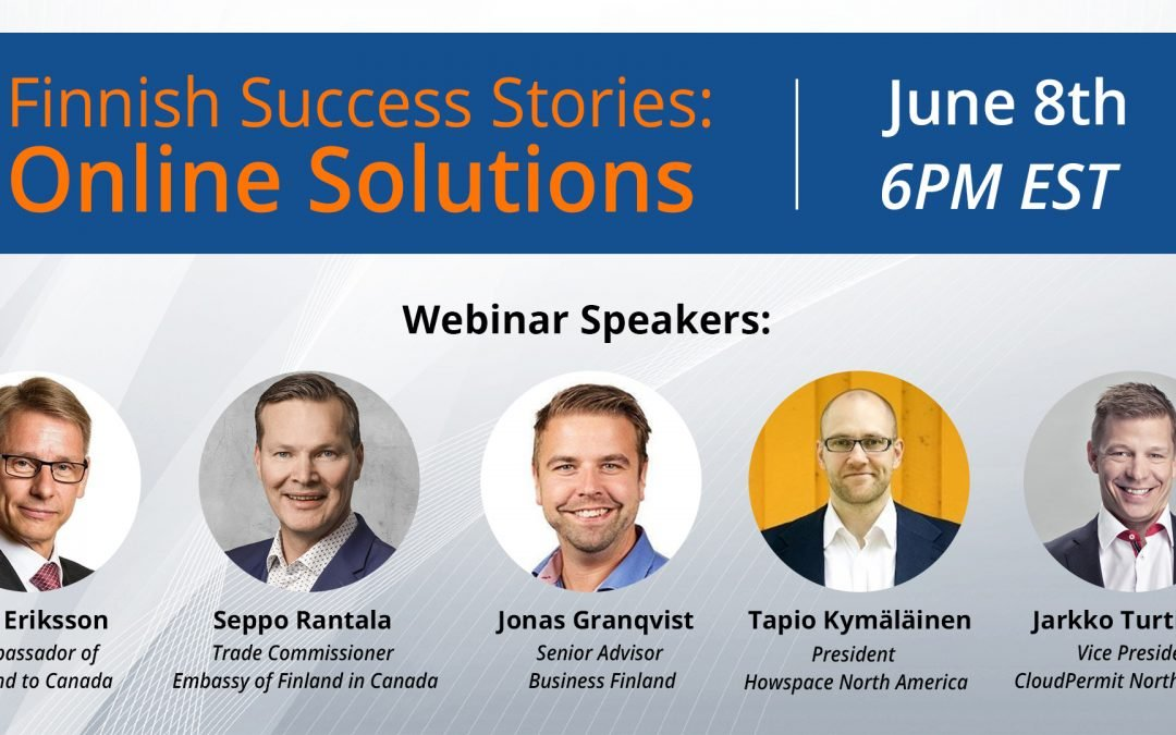 Finnish Success Stories: Online Solutions
