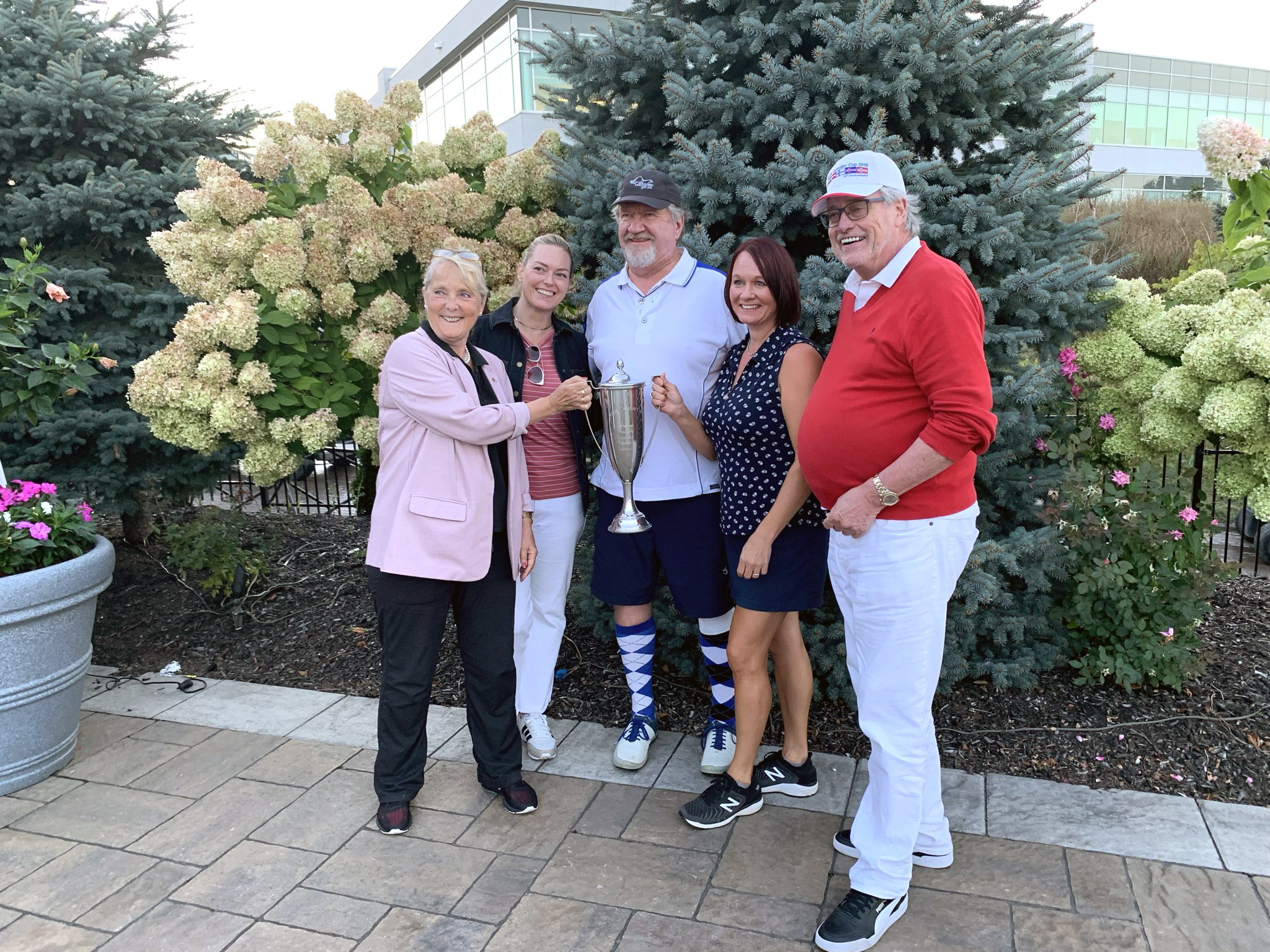 The 11th Annual Nordic Consular Cup Golf Tournament